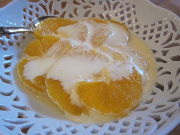 Oranges Russian Way