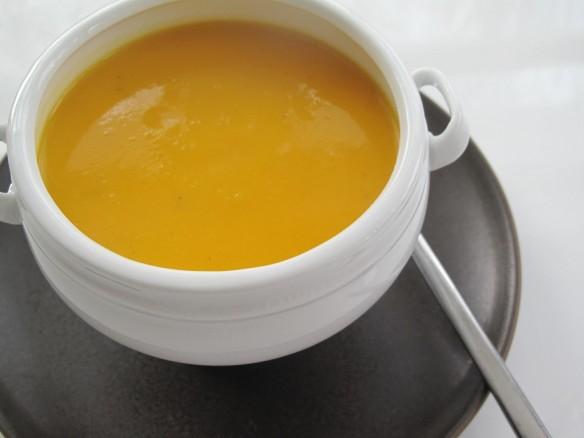 Soupe butternut - La Classe de Cuisine