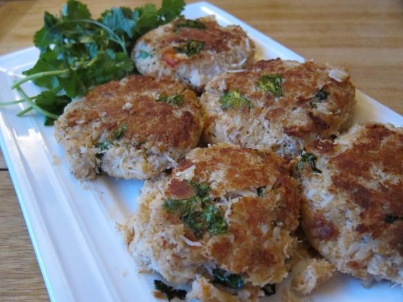 Crab Cakes de la Chesapeake
