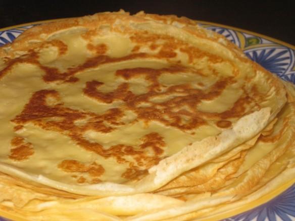 P te cr pes crepes dough la classe de cuisine la classe de cuisine - Laisser reposer pate a crepe ...