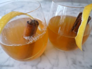 Drambuie & LemonToddy