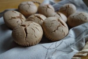 Chestnut Flour Buns