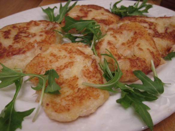 Canadian Fish Cakes