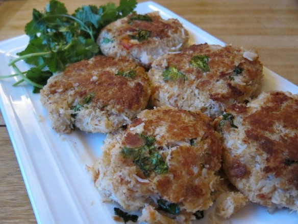 Crab Cakes de la Chesapeake
