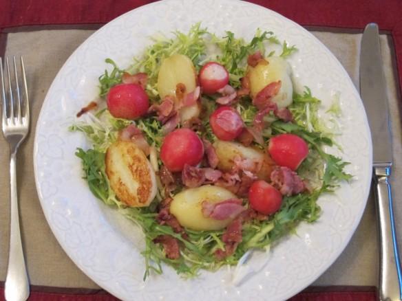 Lorraine Radish Salad