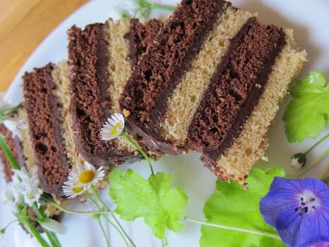 Napolitean Cake