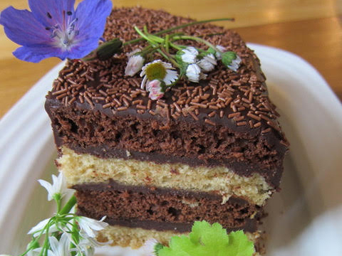 gâteau napolitain