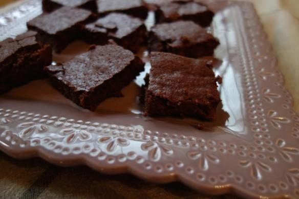 Chocolate & Almond Gluten Free Fondant