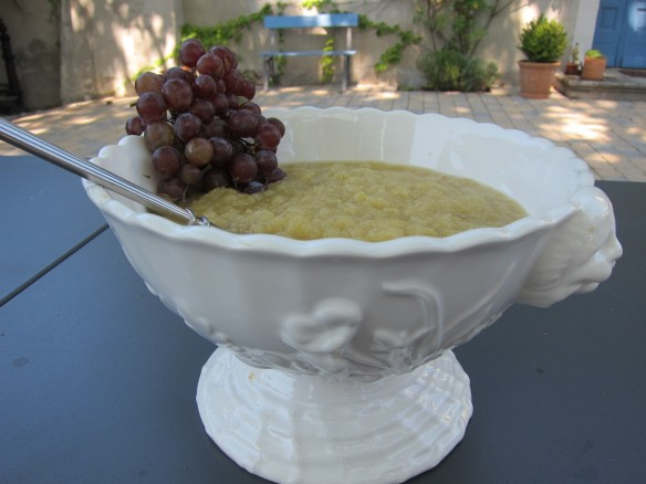 Apple-Grape Compote