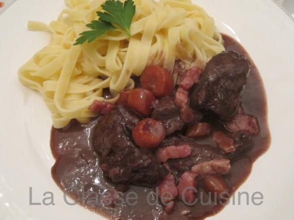 My Beef Bourguignon