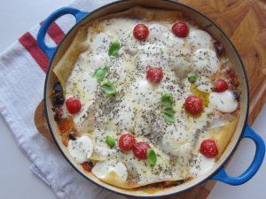 lasagnes vegetariens