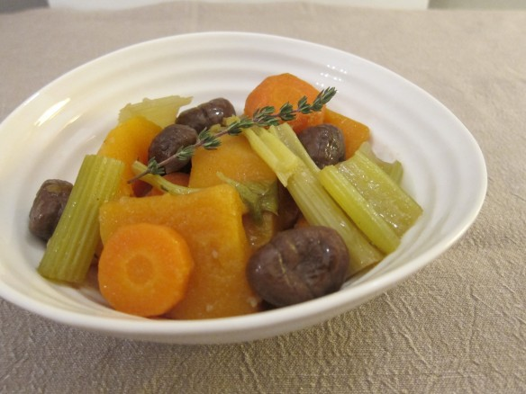 Ratatouille with Butternut
