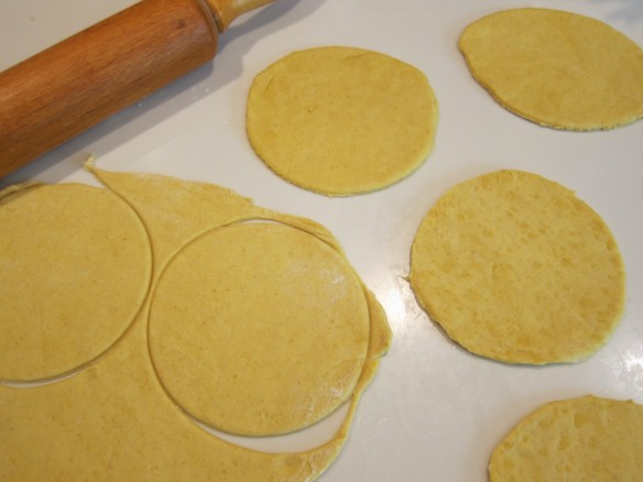 Empanadas de Poulet aux Epinards