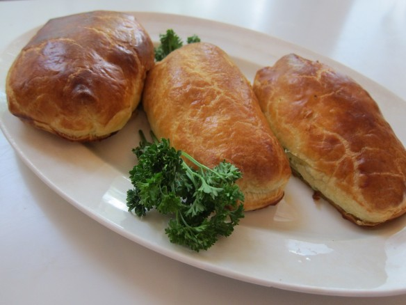 Parsley Chicken en Croute