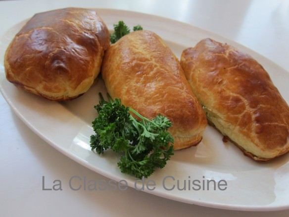 chicken en croute