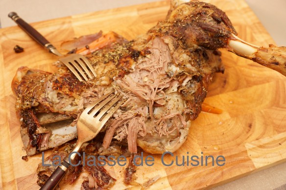 Slow Roast Lamb Shoulder