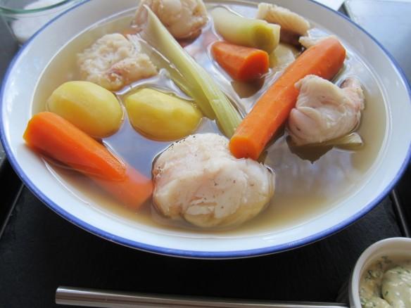 Fish Pot au Feu