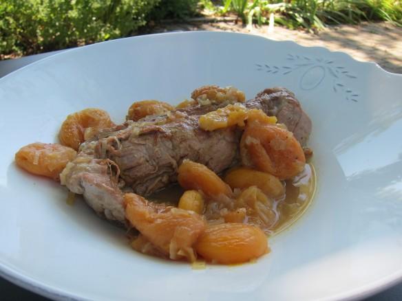 Filet de Porc aux Abricots