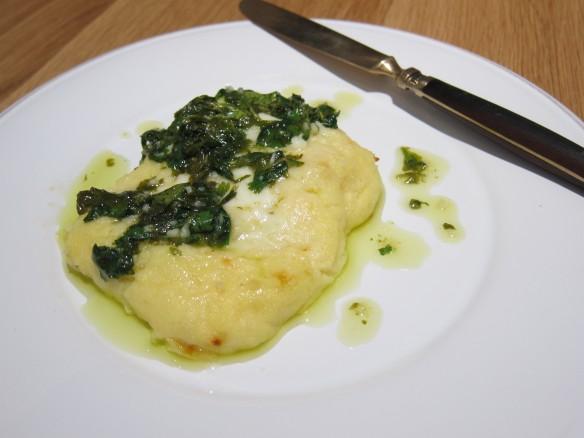 Gnocchi de Semoule aux 3 Fromages