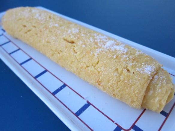Torta de Laranja or Orange Roll