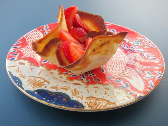 Corolles Tulipes aux Fraises